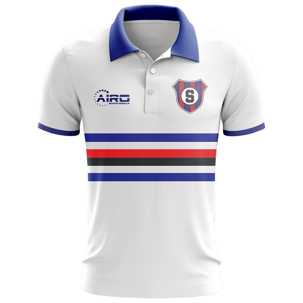 2020-2021 Sampdoria Away Concept Football Shirt