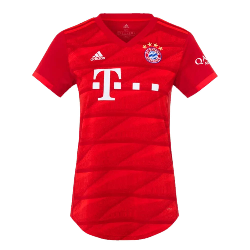 2019-2020 Bayern Munich Adidas Home Womens Shirt