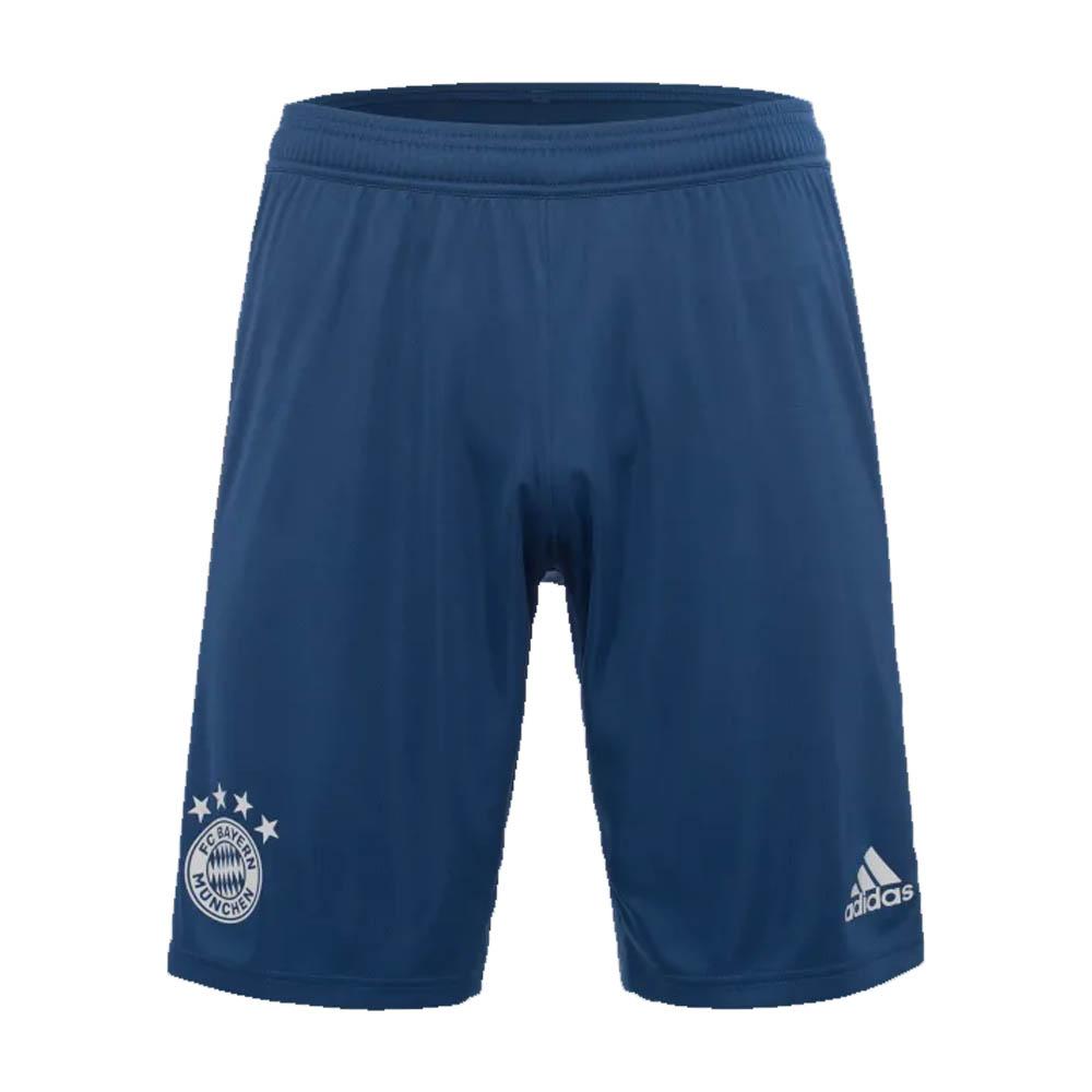 2019-2020 Bayern Munich Adidas Training Shorts (Night Marine)