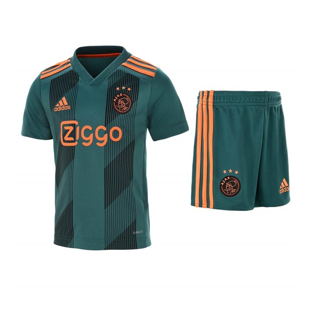 best loved e11ff 13319 2019-2020 Ajax Adidas Away Mini Kit