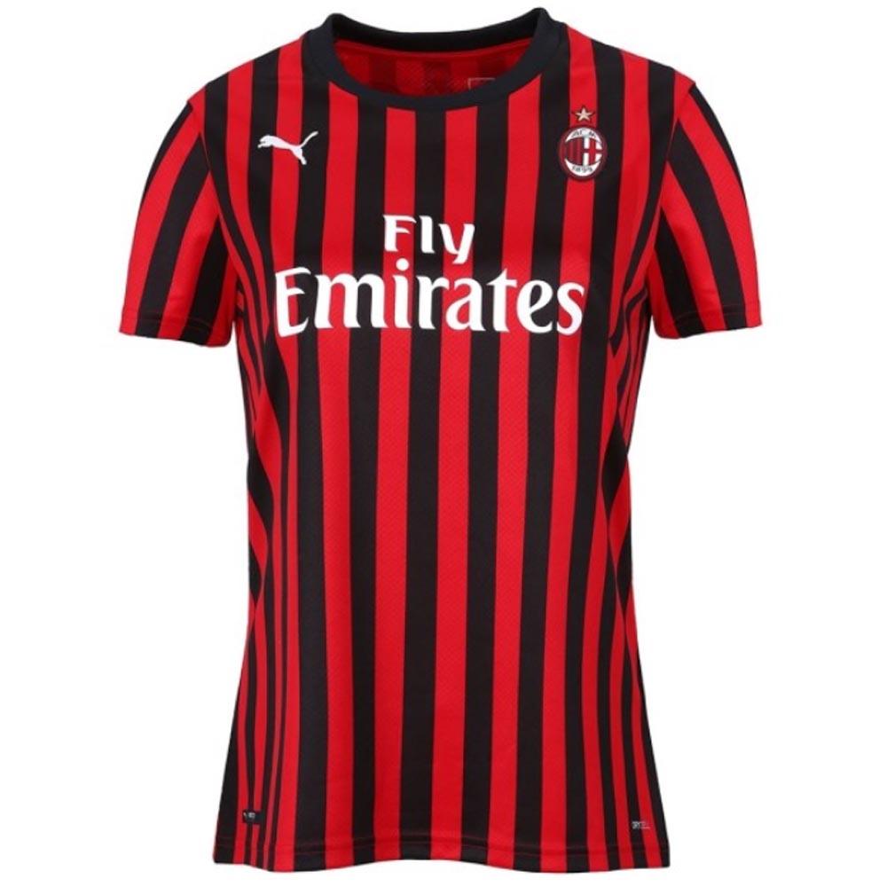 separation shoes 2777e 479f5 AC Milan Football Kits | AC Milan Football Shirts | Home and ...