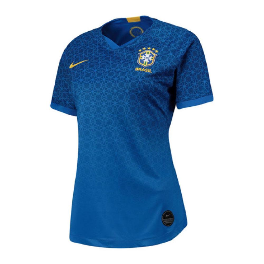 2019-2020 Brazil Away Nike Womens Shirt