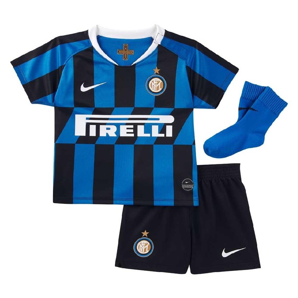 on sale 43dbe dcc39 2019-2020 Inter Milan Home Nike Infants Kit