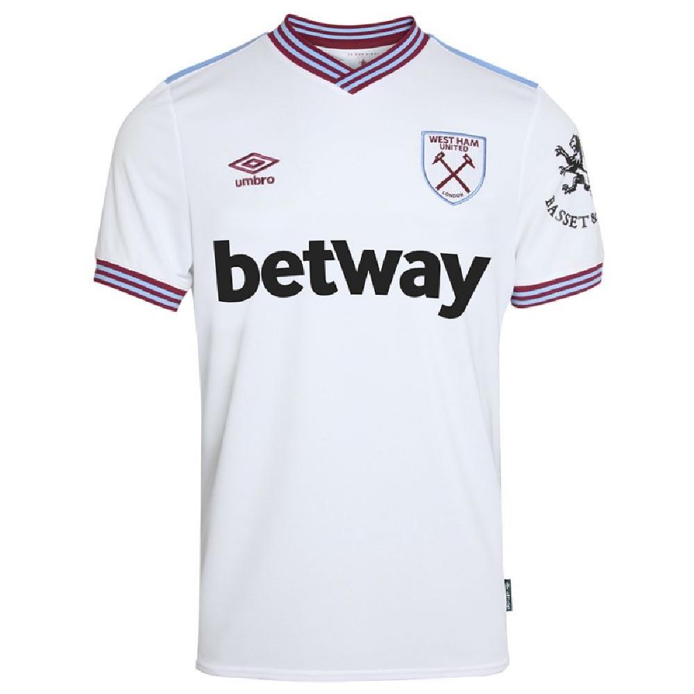 08a3ab8545b West Ham United Football Kits   West Ham Football Shirts   Compare