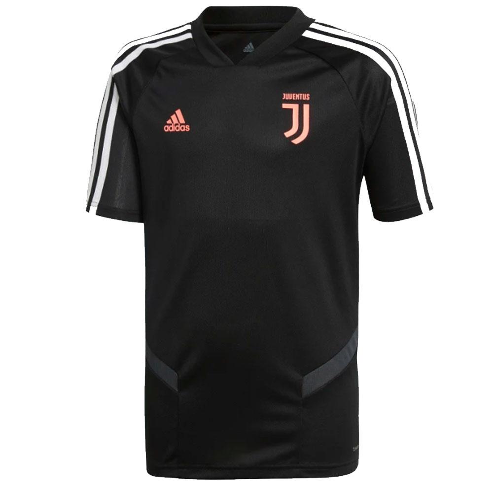 newest 23f9e de508 2019-2020 Juventus Adidas Training Shirt (Black)
