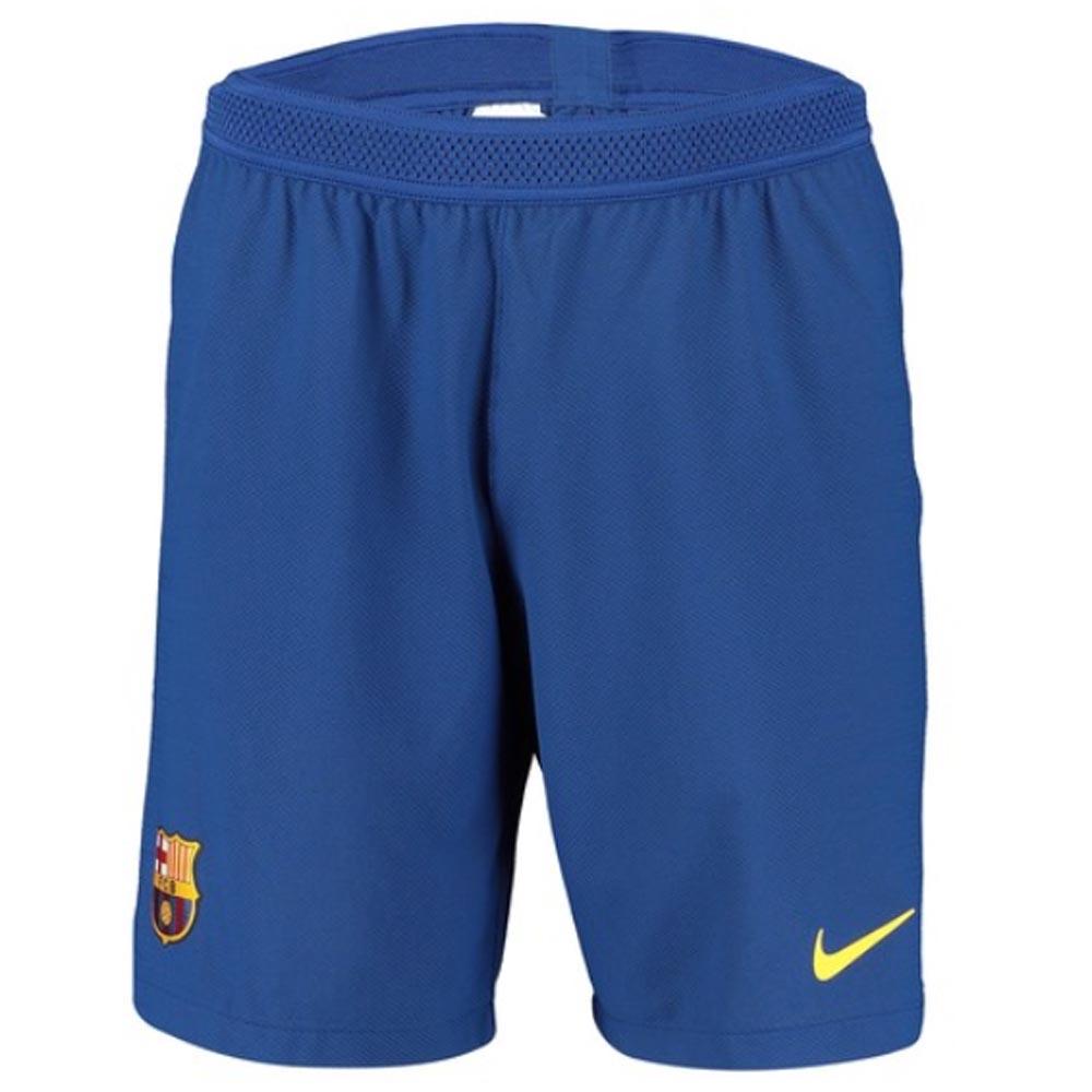 2019-2020 Barcelona Home Nike Vapor Match Shorts (Blue)