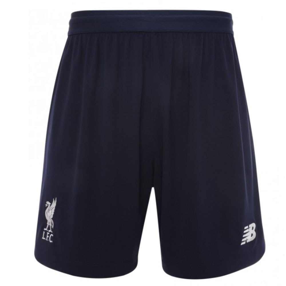 2019-2020 Liverpool Away Shorts (Navy) - Kids
