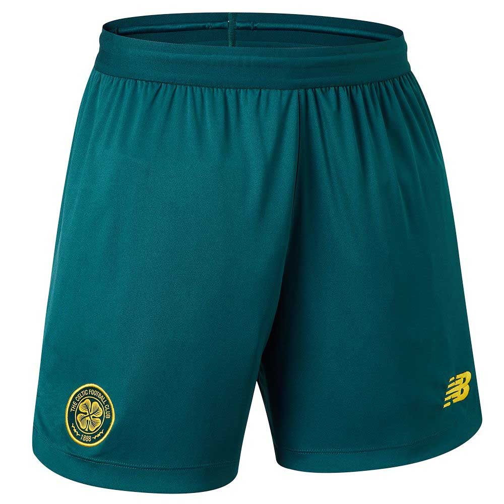 2019-2020 Celtic Away Shorts (Green) - Kids