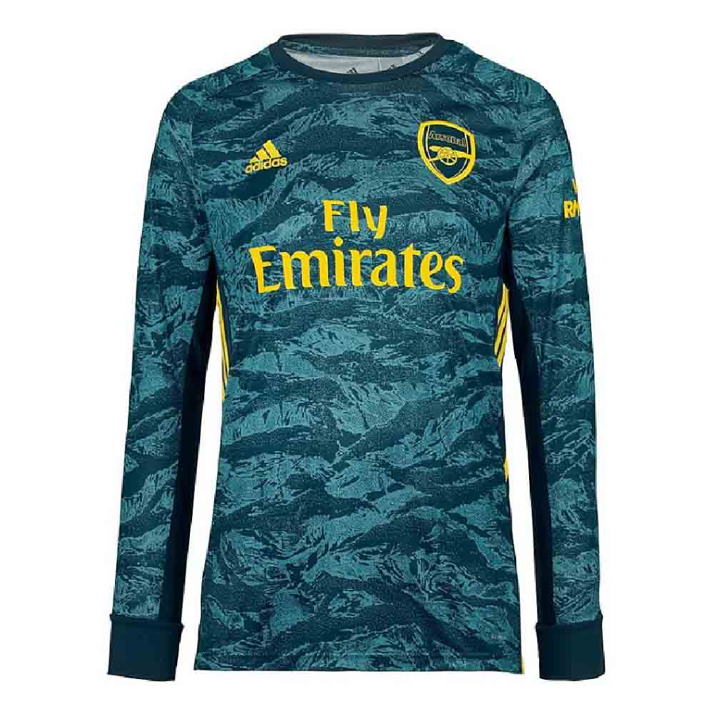 online retailer 00664 cddc1 2019-2020 Arsenal Adidas Home Goalkeeper Shirt (Kids)