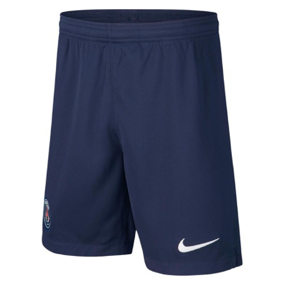 2019-2020 PSG Nike Home Shorts (Navy)