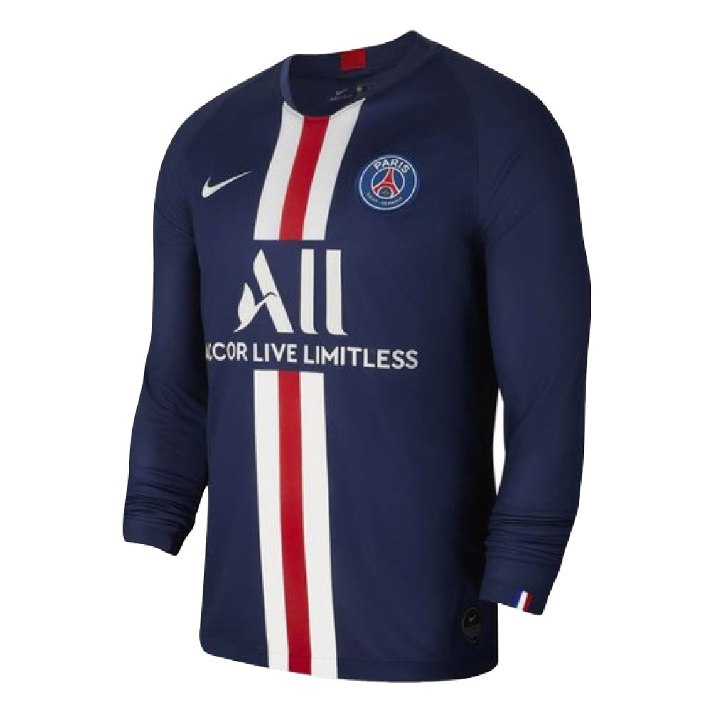66111a425 PSG Football Kits | PSG Football Shirts | Home and Away Shirts | Deals