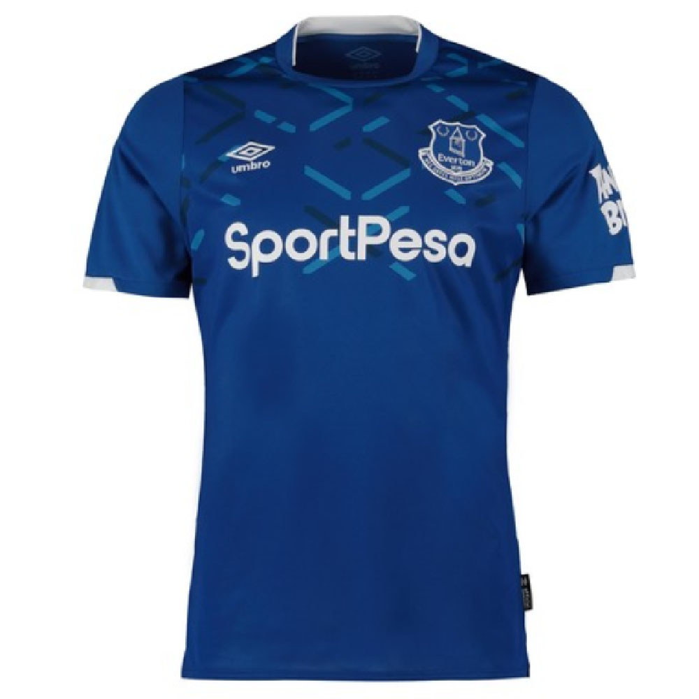 2019 2020 Everton Umbro Home Football Shirt 90400u Uksoccershop