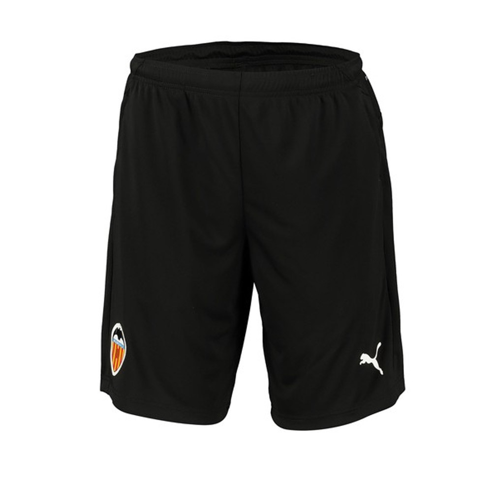 2019-2020 Valencia Training Shorts (Black)