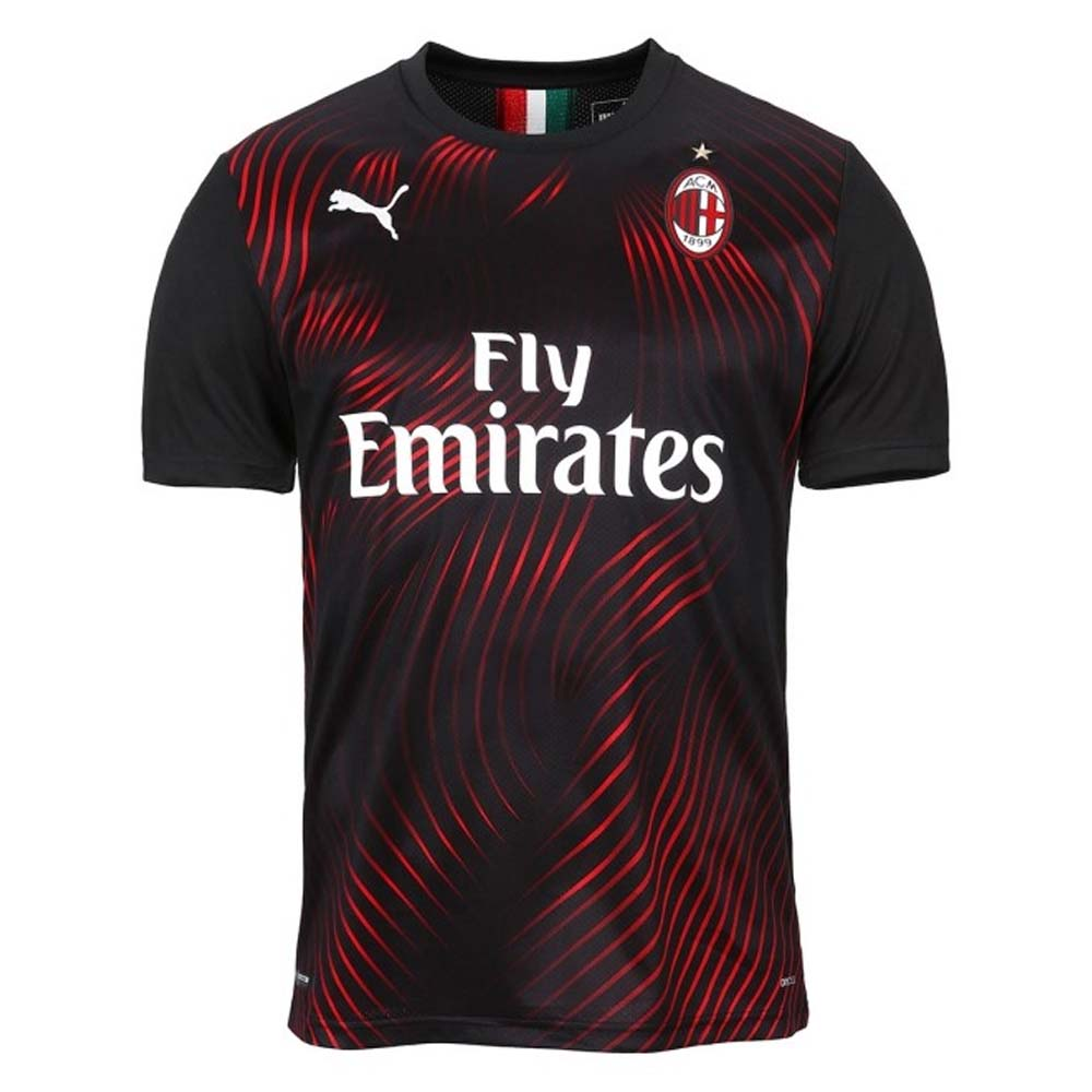 2019 2020 AC Milan Puma Third Football Shirt