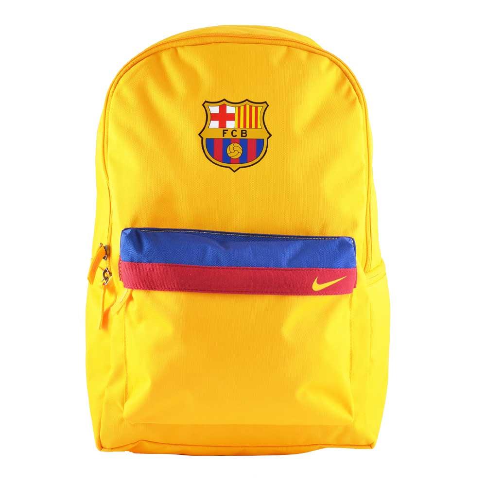 2019-2020 Barcelona Nike Stadium Backpack (University Gold)