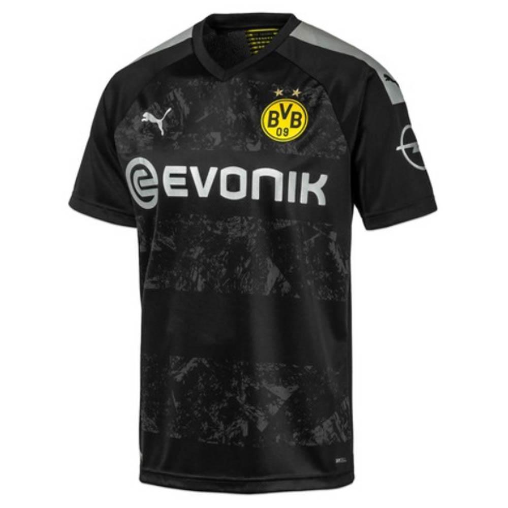 new arrival 1ad25 dbc62 2019-2020 Borussia Dortmund Puma Away Football Shirt