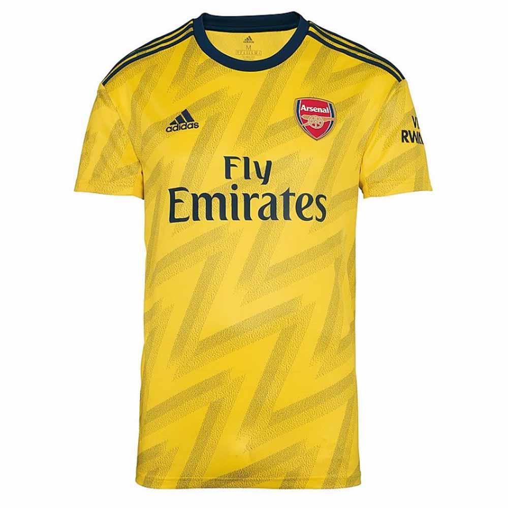 sneakers for cheap 5f24f d1627 2019-2020 Arsenal Adidas Away Football Shirt