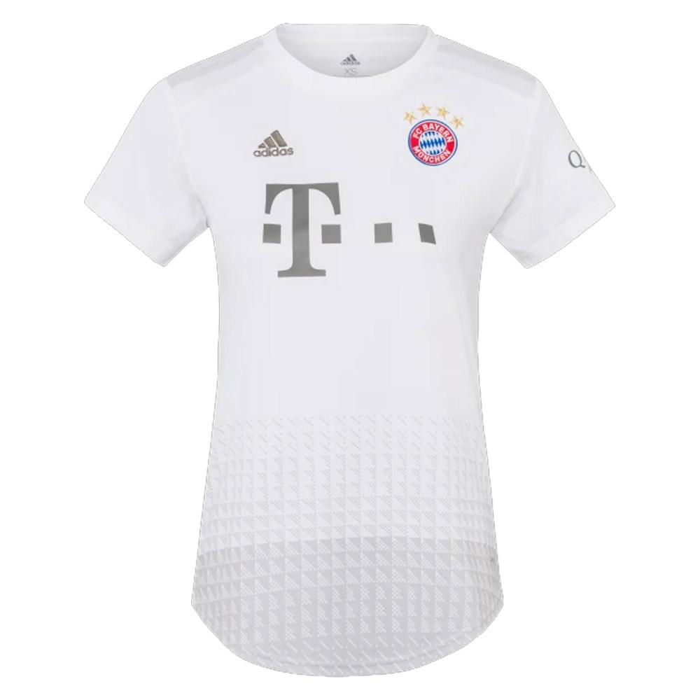 2019-2020 Bayern Munich Adidas Away Womens Shirt