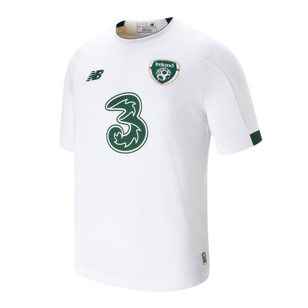 2019-2020 Ireland New Balance Away Shirt