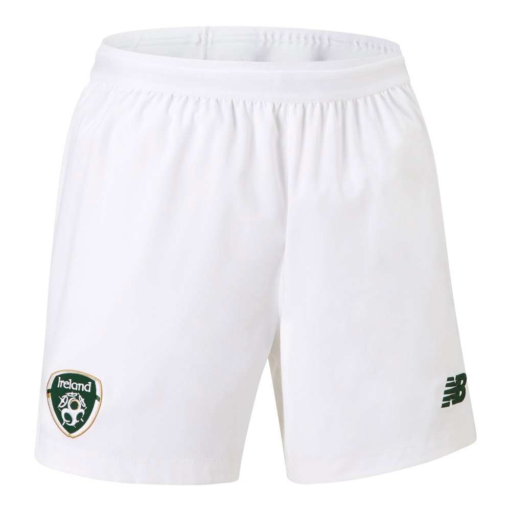 2019-2020 Ireland Away Shorts (White) - Kids