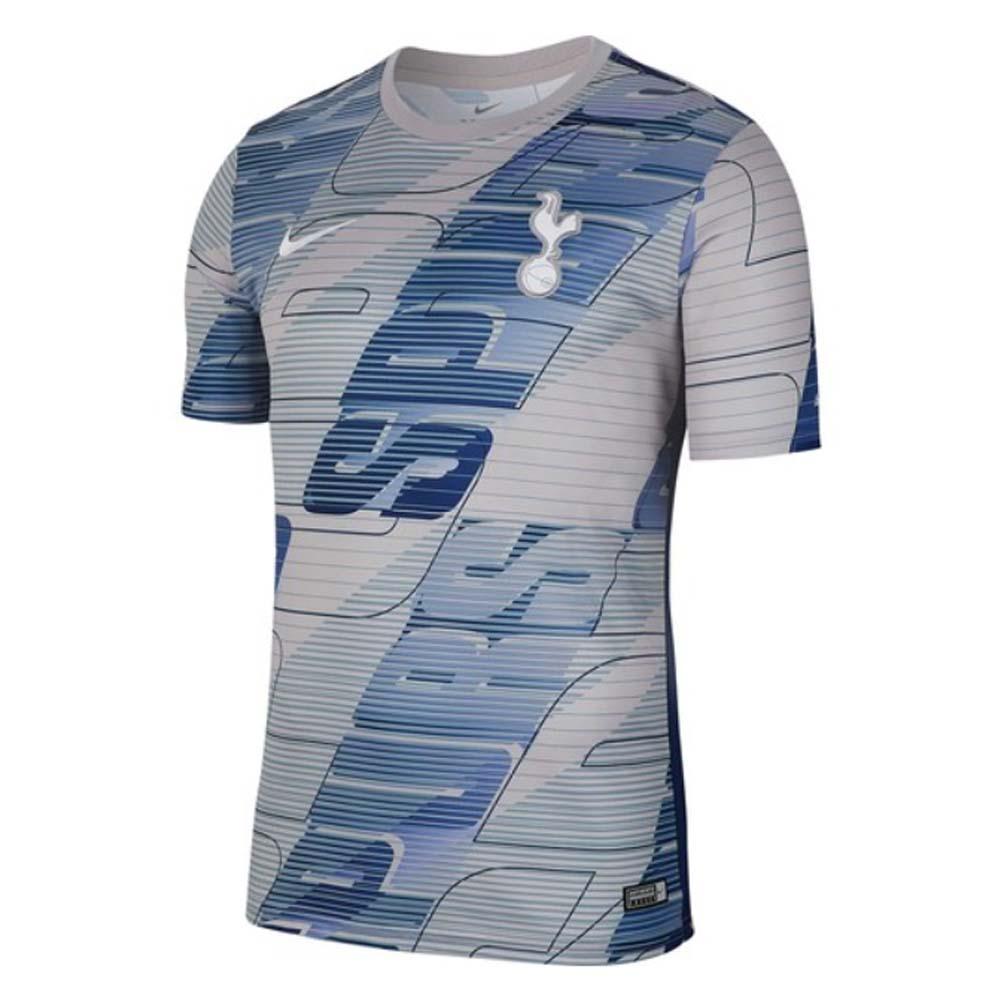 Loza de barro Optimismo atención  2019-2020 Tottenham Nike Pre-Match Training Shirt (Grey) [AO7536-059] -  Uksoccershop