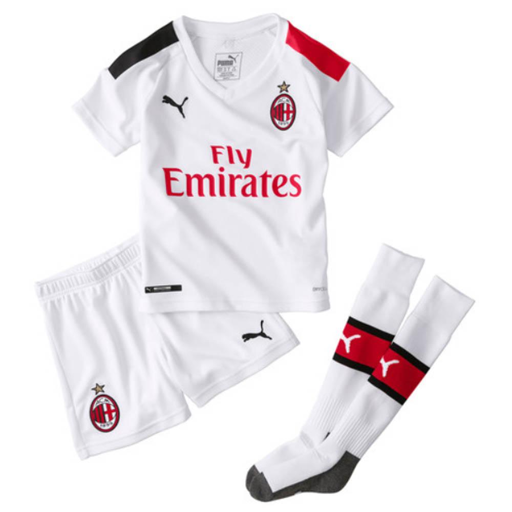 2019 2020 AC Milan Puma Away Mini Kit