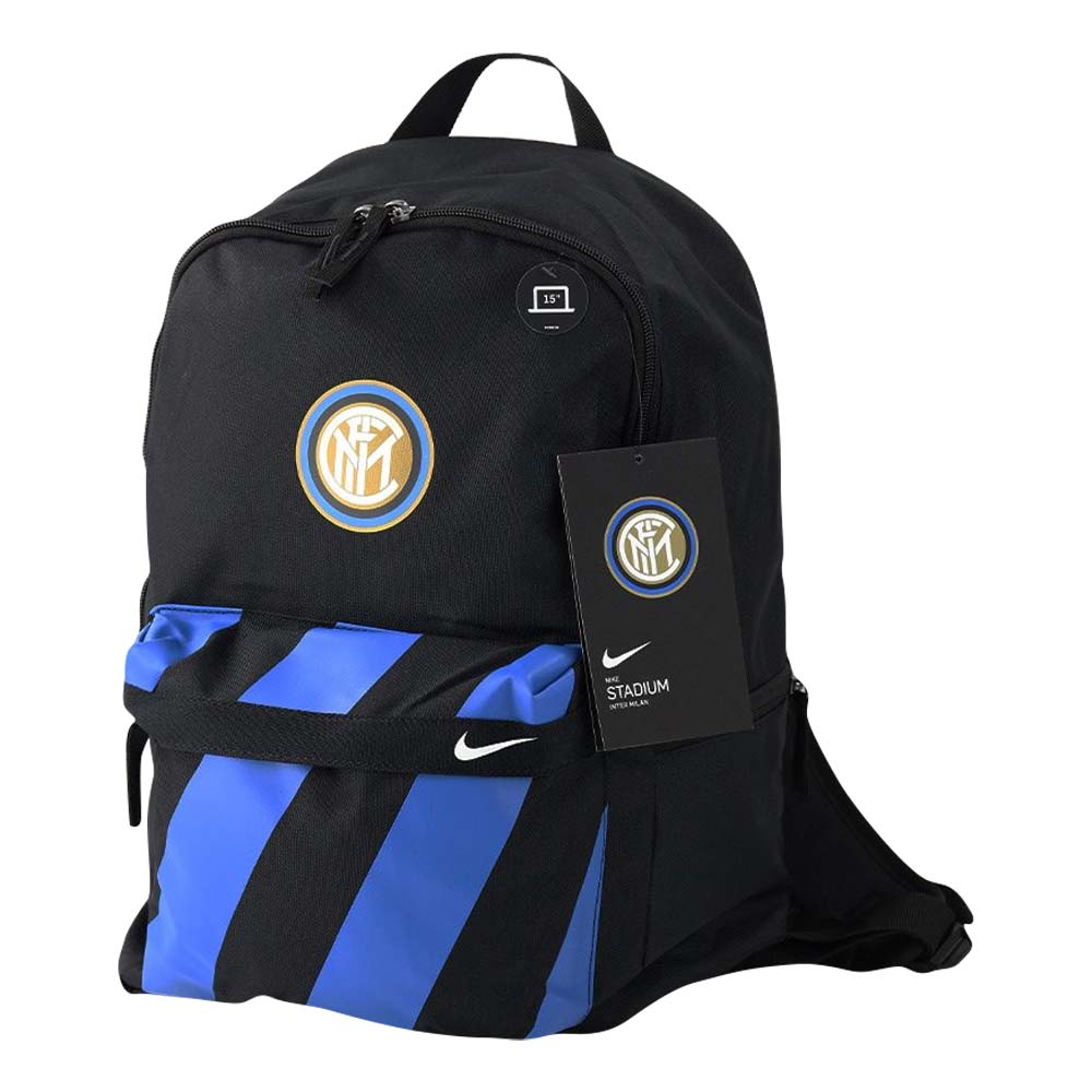2019-2020 Inter Milan Nike Stadium Backpack (Black)