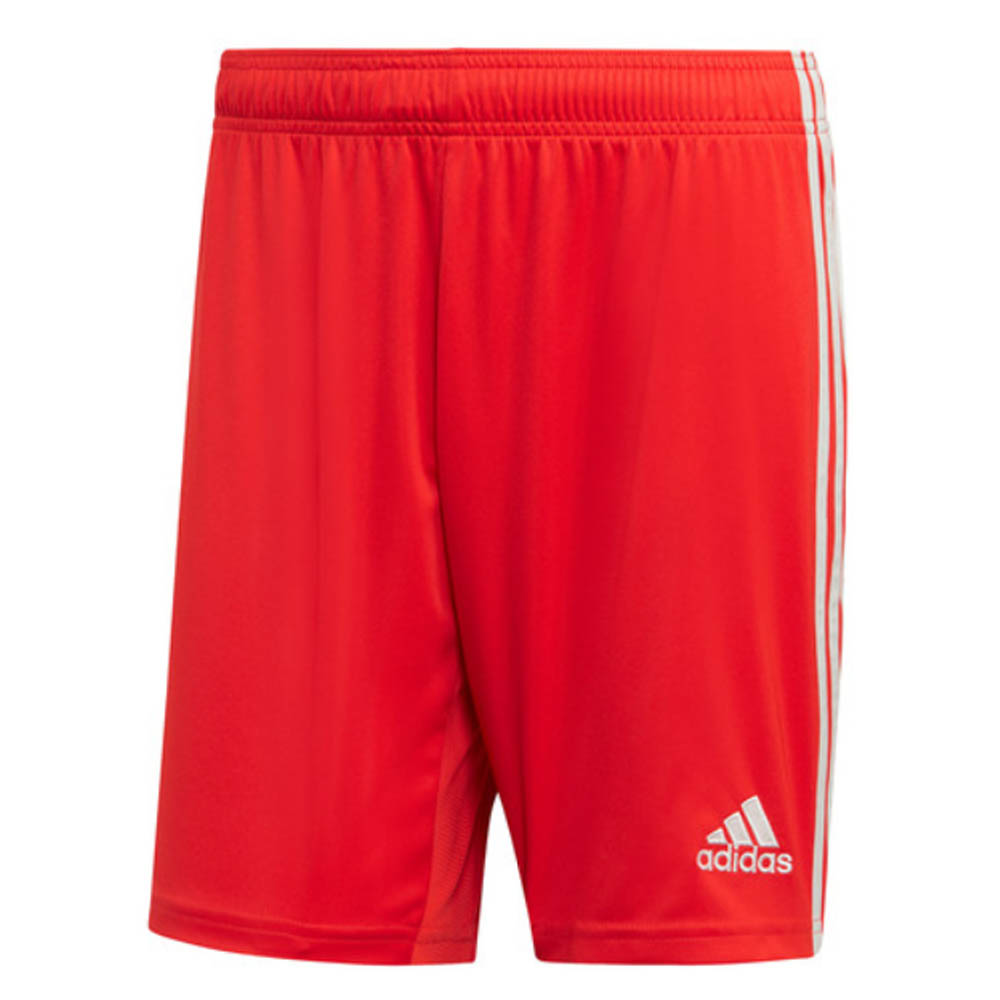 2019-2020 Juventus Adidas Away Shorts (Red)