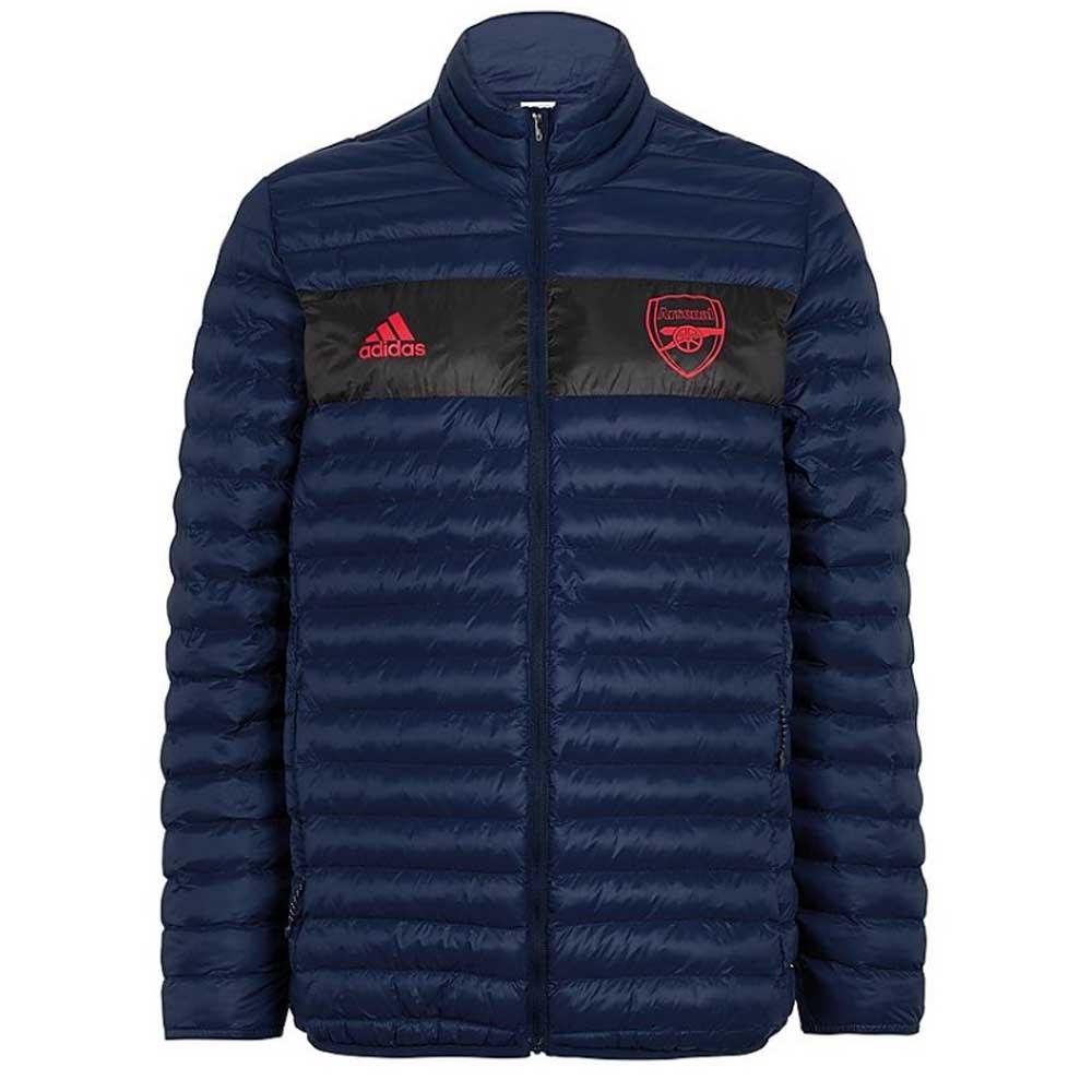 2019-2020 Arsenal Adidas Down Padded Jacket (Navy)