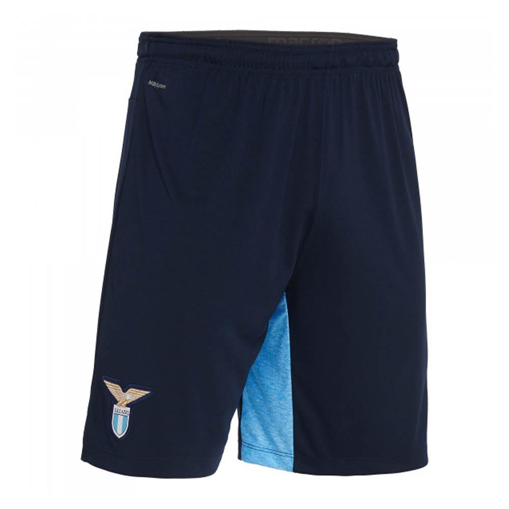 2019-2020 Lazio Macron Training Shorts (Navy)