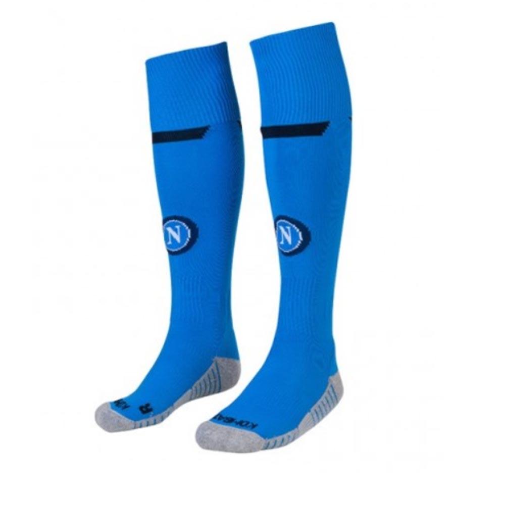 2019-2020 napoli kappa home socks (sky)