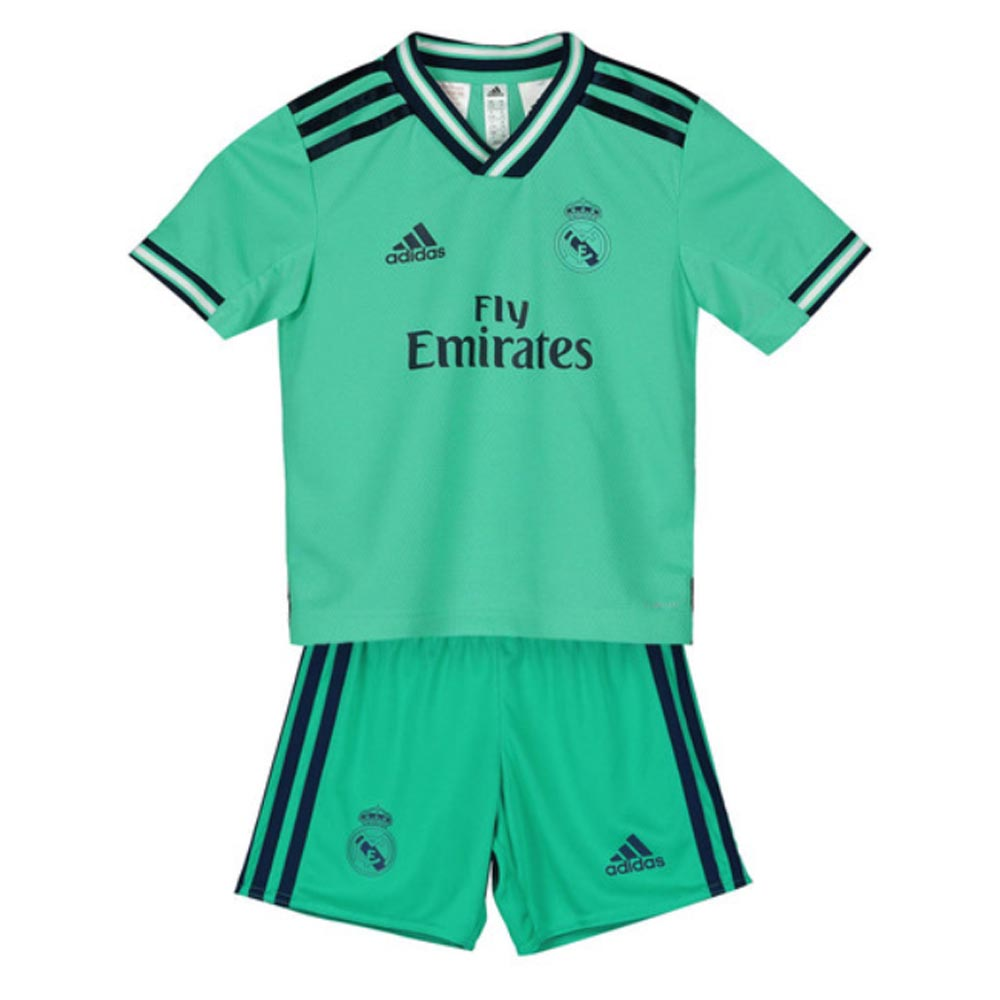 info for c5bc0 959bb 2019-2020 Real Madrid Adidas Third Mini Kit