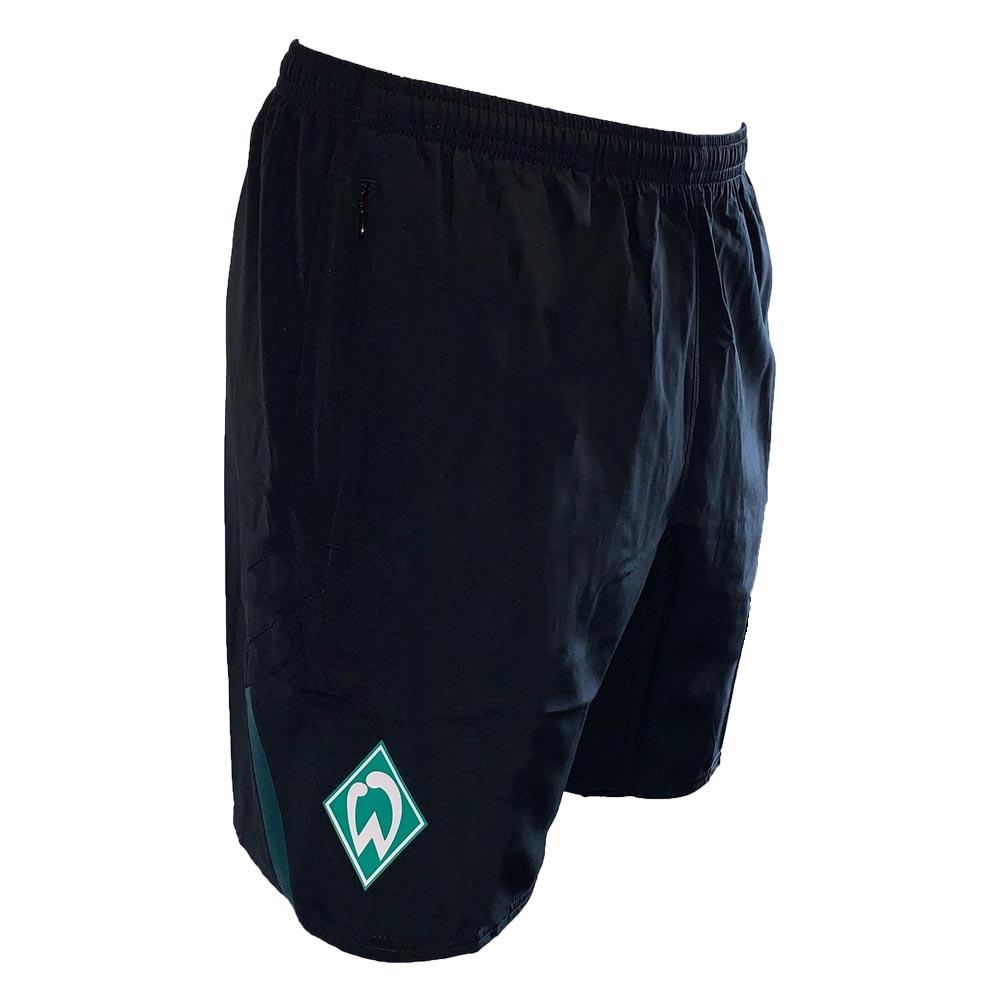 2019-2020 Werder Bremen Umbro Woven Shorts (Black)