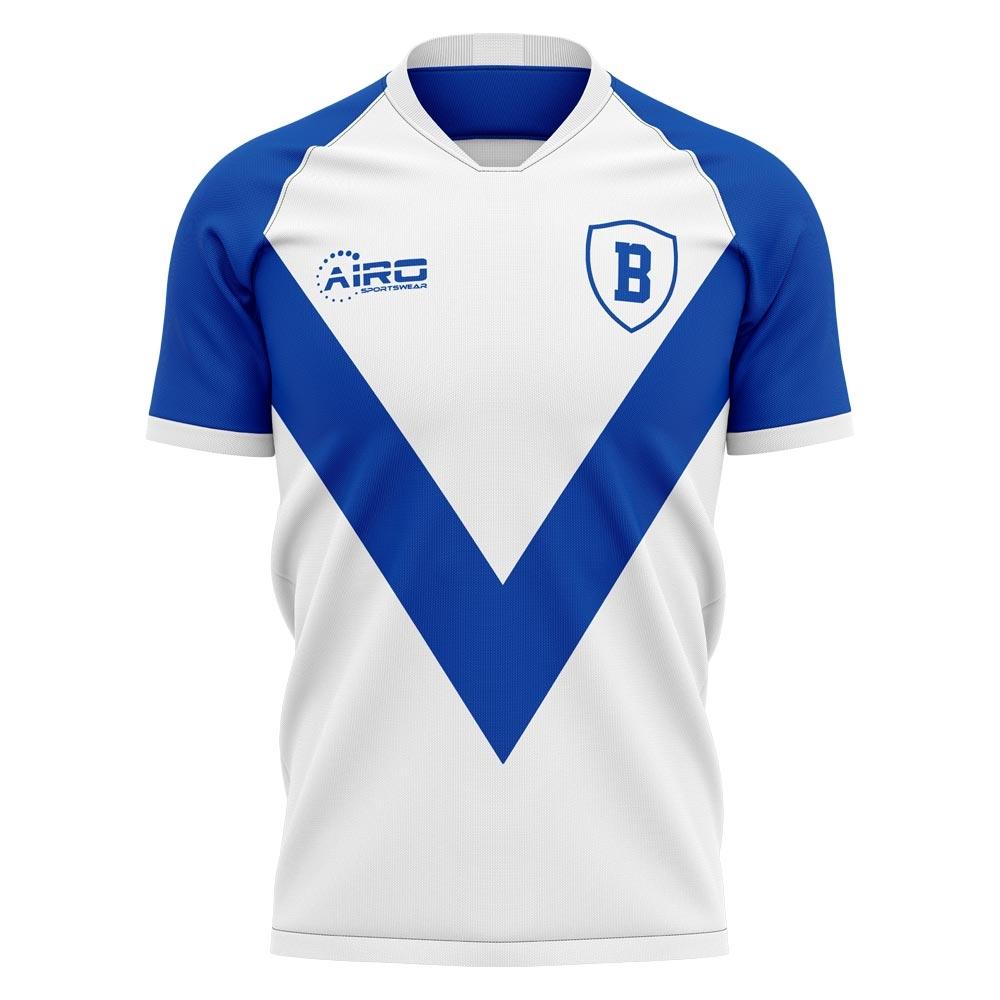 2020-2021 Brescia Away Concept Football Shirt