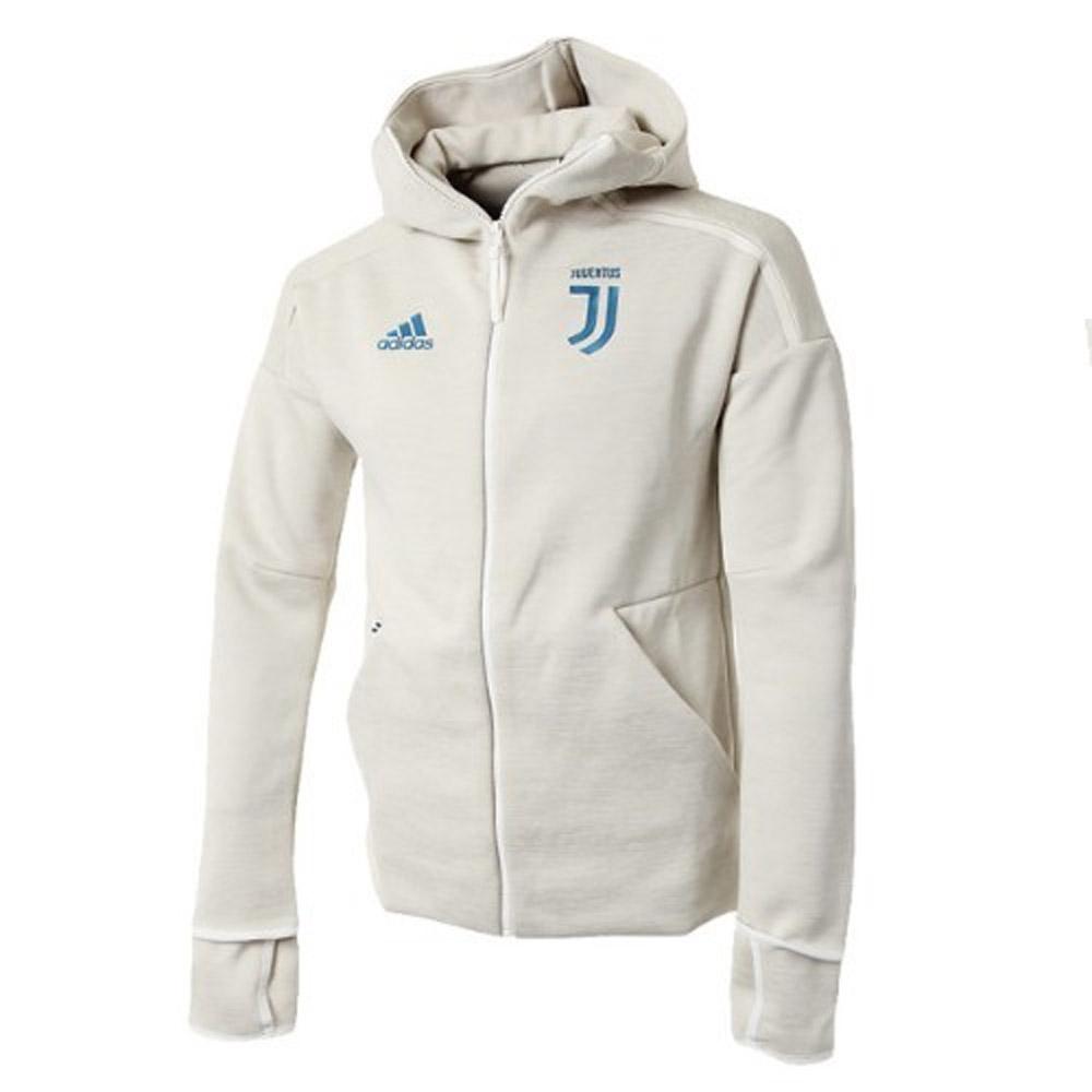 2019-2020 Juventus Adidas Zne 3.0 Anthem Jacket (White)