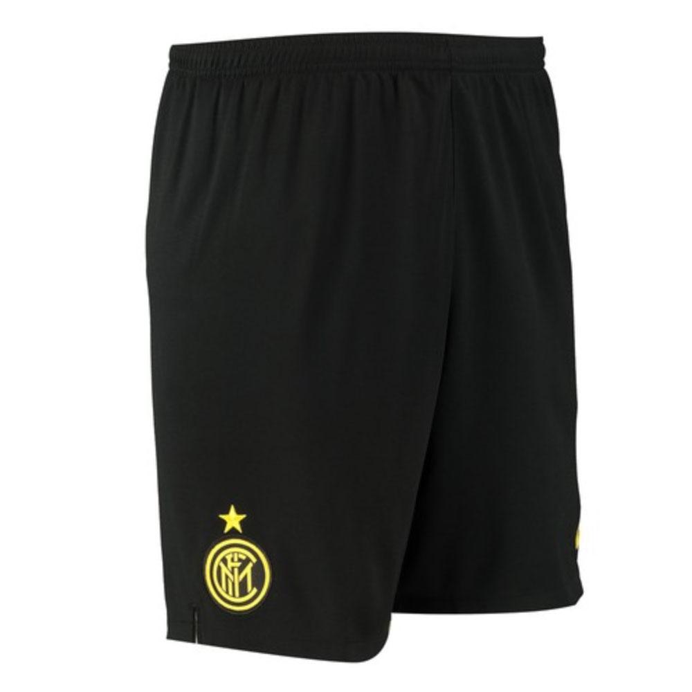 2019-2020 Inter Milan Nike Third Shorts (Black)