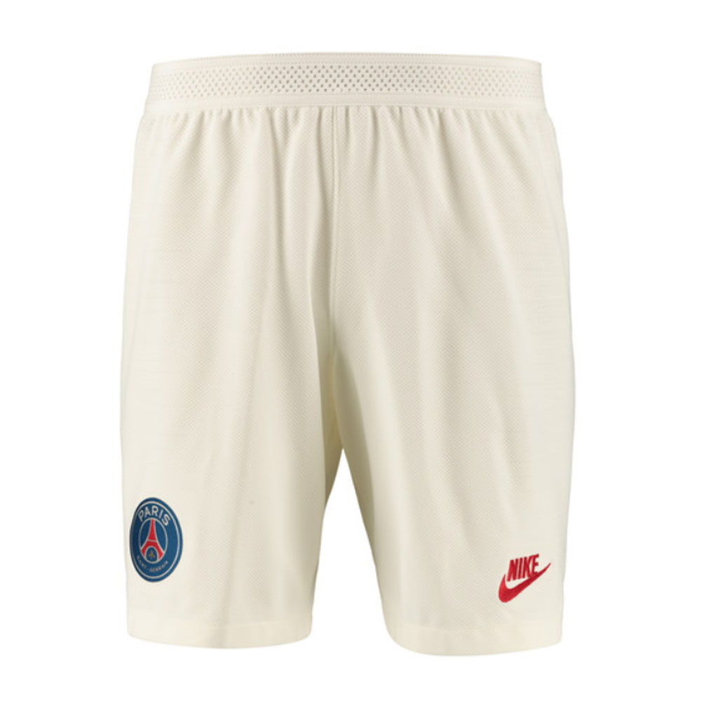 2019-2020 PSG Nike Third Shorts (White)