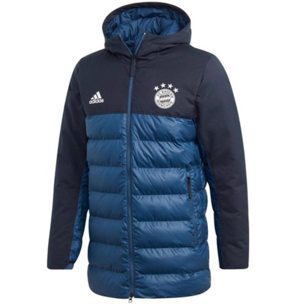 2019-2020 Bayern Munich Adidas Seasonal Special Padded Jacket (Navy)