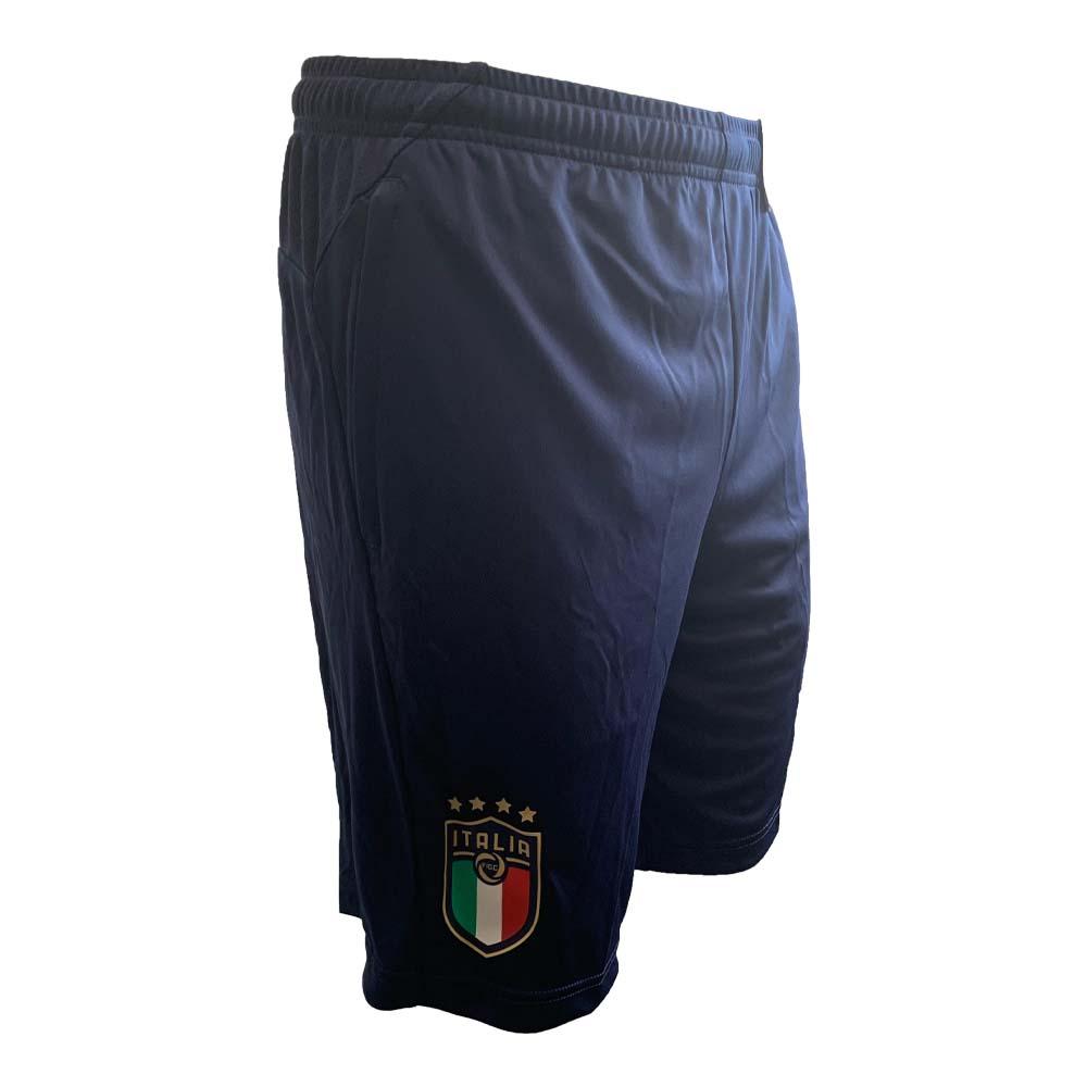 2019-2020 Italy Puma Training Shorts (Peacot)