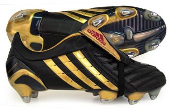 Football Boots Predator PowerSwerve Rome SG Football Boots Black / Gold