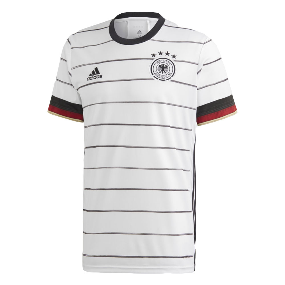 2020-2021 Germany Home Adidas Football Shirt