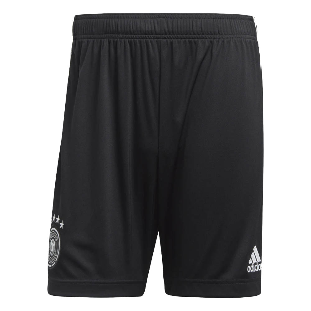 2020-2021 Germany Home Adidas Football Shorts (Black)