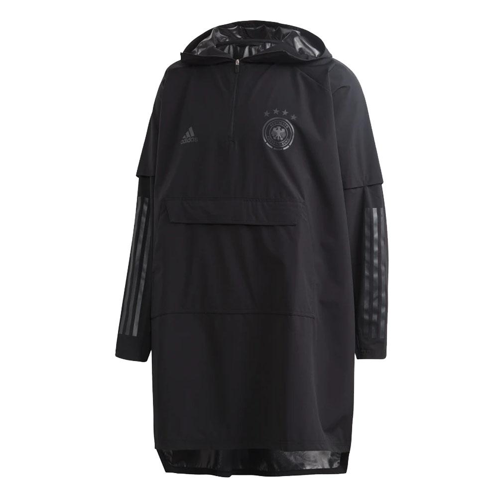 2020-2021 Germany Adidas Poncho (Black)