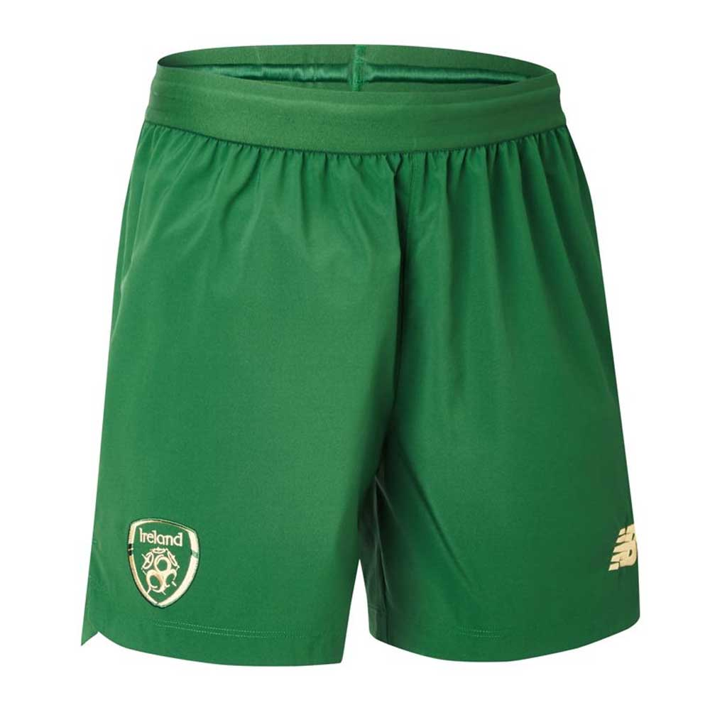 2020-2021 Ireland Home Shorts (Green)
