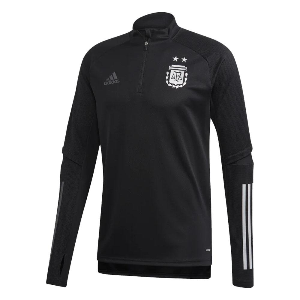 2020-2021 Argentina Adidas Training Top (Black)