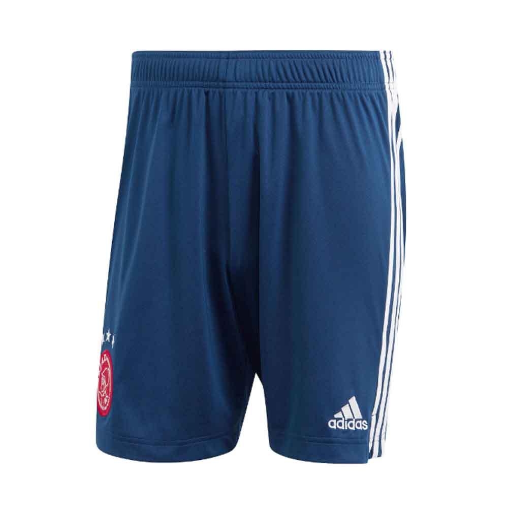 2020-2021 Ajax Adidas Away Shorts (Navy) - Kids