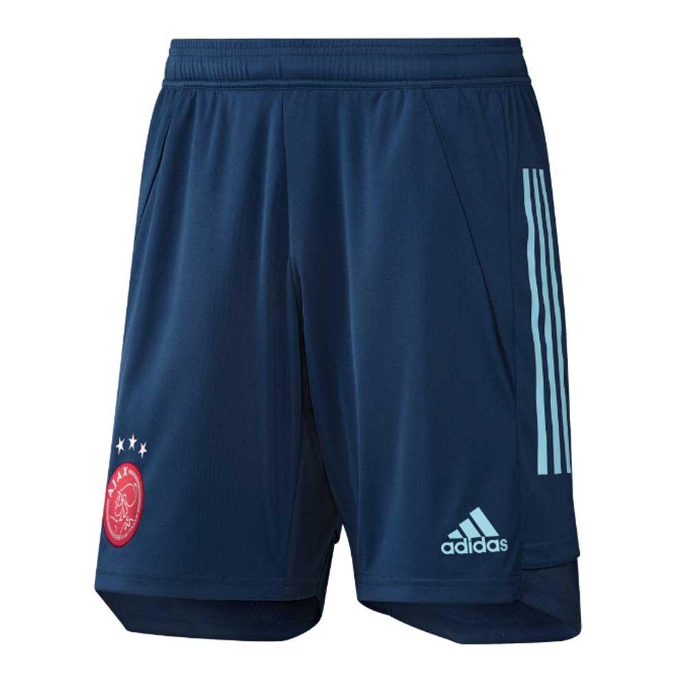 2020-2021 Ajax Adidas Training Shorts (Navy) - Kids