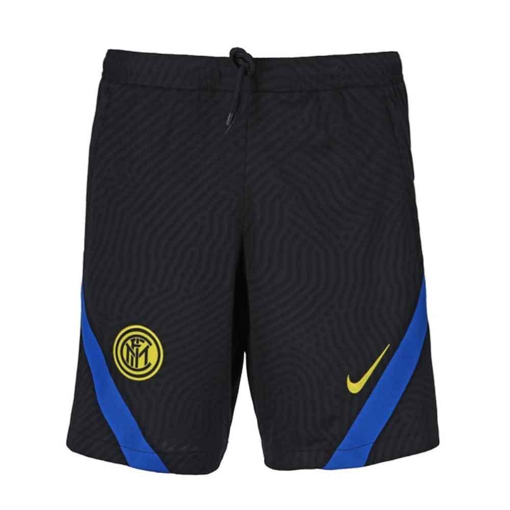2020-2021 Inter Milan Nike Strike Training Shorts (Black)