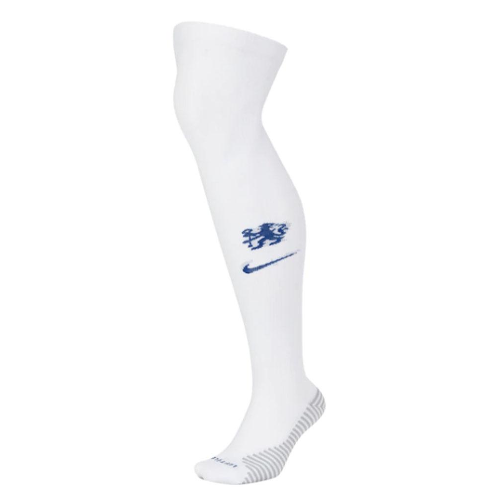 2020-2021 Chelsea Nike Home Socks (White)