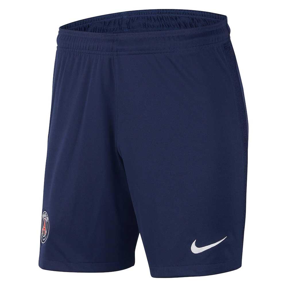 2020-2021 PSG Nike Home Shorts (Navy)